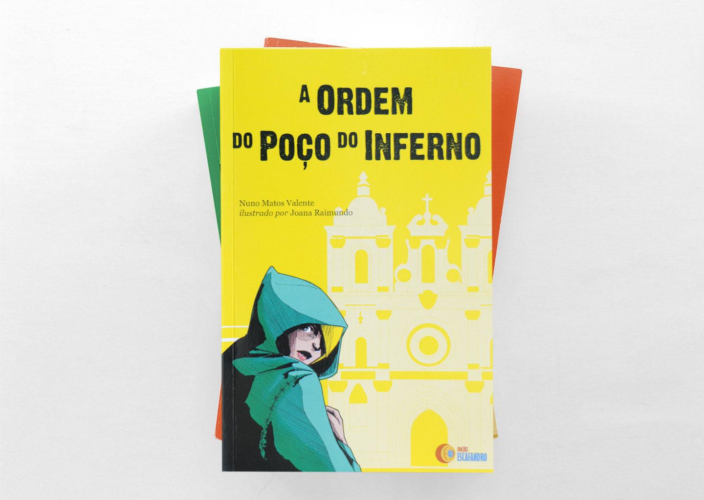 A Ordem do Poço do Inferno - Book cover