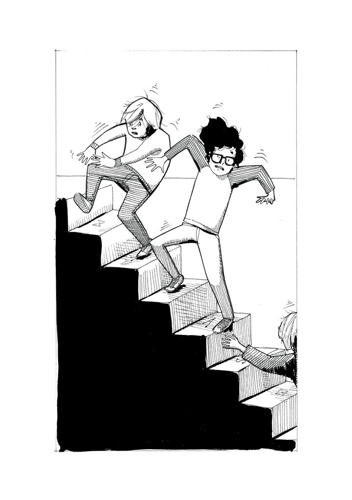 A Ordem do Poço do Inferno - ilustration from page 103