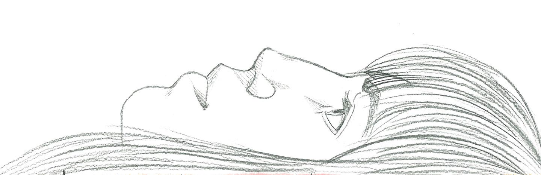 Nessa - Pencil drawing - 2013